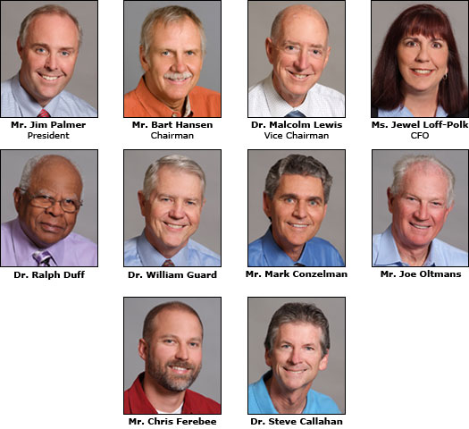 OC Rescue Mission Board of Directors
